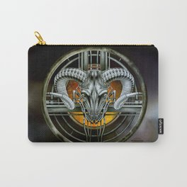 """""""Astrological Mechanism - Aries"""" Carry-All Pouch"""