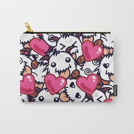 League of Legends Poro Party Carry-All Pouch