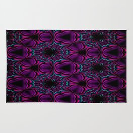 Concave Stature Pattern 12 Rug