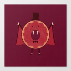 Thirst For Jelly Canvas Print