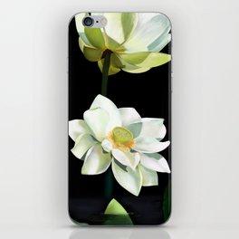 Lotus - Rise Up iPhone Skin