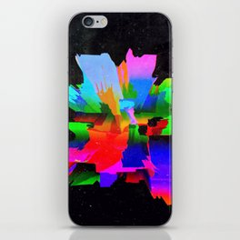 Top Blast iPhone Skin