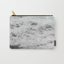 Minty Splash Carry-All Pouch