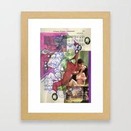 O Come, O Come Emmanuel Framed Art Print