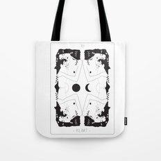 Klimt Tarot Card Tote Bag