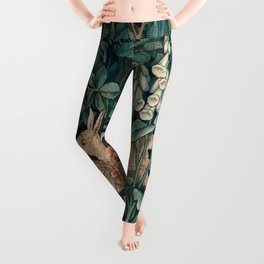 "John Henry Dearle ""Greenery"" 4. Leggings"