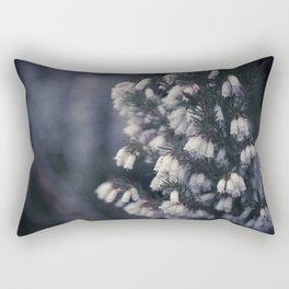 Beautiful bluebells in Bamboo Park, Ireland Rectangular Pillow