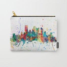 Pittsburgh Pennsylvania Skyline Carry-All Pouch