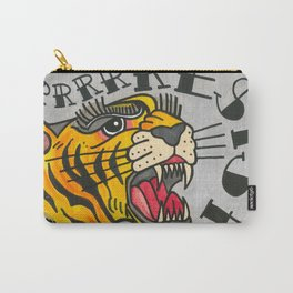 RESIST tiger Carry-All Pouch
