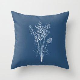 astilbe Throw Pillow