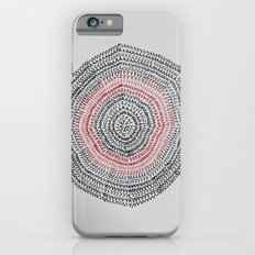 Vacancy Zine Mandala I A Slim Case iPhone 6s