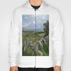 Slowly the Landscape Changes.... Hoody