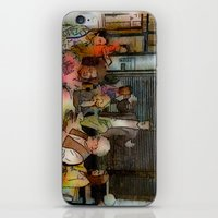 community iPhone & iPod Skins featuring Community by rcknroby