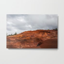 Hawaiian Desert Metal Print