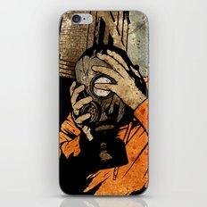 Leroy And The Five Dancing Skulls Of Doom iPhone Skin