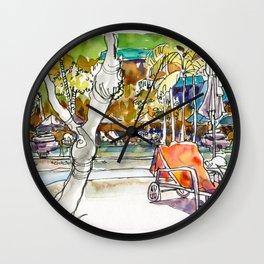 20170331 USKSG Centara Grand Krabi a few days of sun Wall Clock