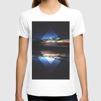 diamonds T-shirts featuring Diamonds by Fostersean