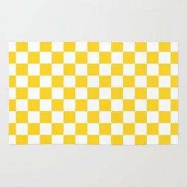Yellow Check - more colors Rug