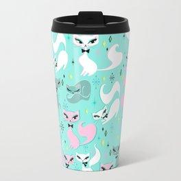 Swanky Kittens Travel Mug