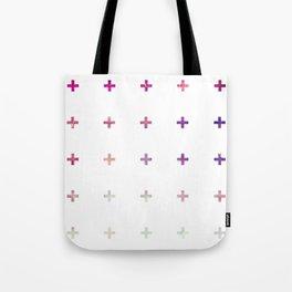 Crosses 03 w Tote Bag