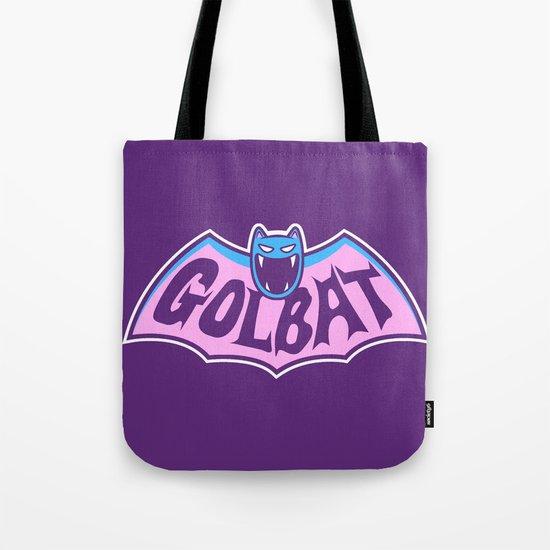Focus Your Inner Bat Tote Bag