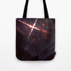 Iron Twins Tote Bag