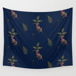 Berry merry Wall Tapestry