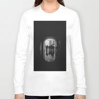 mirror Long Sleeve T-shirts featuring Mirror by KHINITO