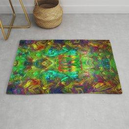 Psychedelic LSD Rug