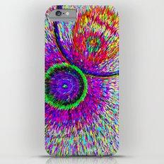 Circle art iPhone 6s Plus Slim Case