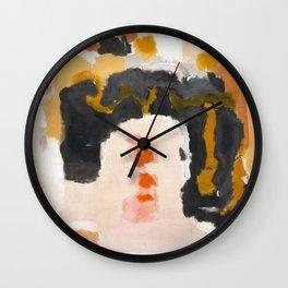 Mark Rothko - Untitled - 1947 Artwork Wall Clock