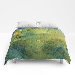 Grün Comforters