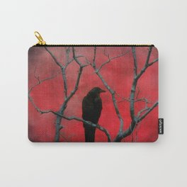 The Color Red Carry-All Pouch