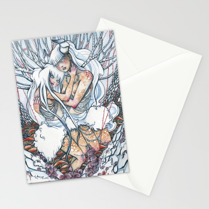 Catch and Release Stationery Cards