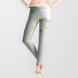 Snap Crackle Leggings