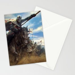 Crusades Stationery Cards