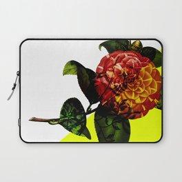 Vintage Bloom /Neon Wedge Laptop Sleeve