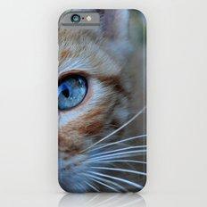 Cat eyes iPhone 6s Slim Case
