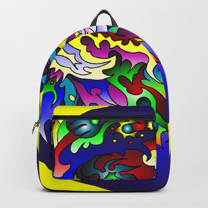 Unkowning Bluecircle Backpack