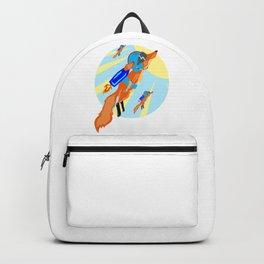 Rocket Fox Brigade Backpack