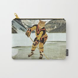 """The Vancouver """"Cat""""nucks Carry-All Pouch"""