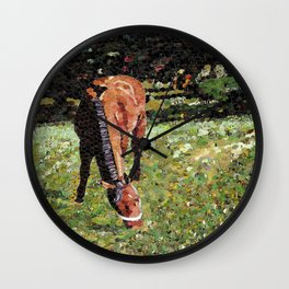 """Katy"" Wall Clock"