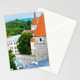 Kiek in de Kok Towers - Tellinn Estonia Stationery Cards