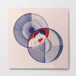 Eclipse Metal Print