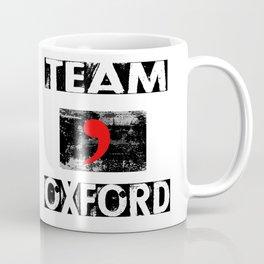 Team Oxford Coffee Mug