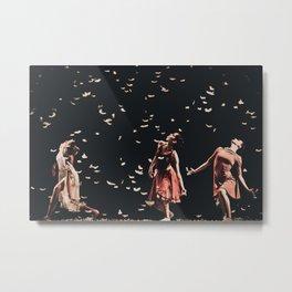 Dancing finale Metal Print
