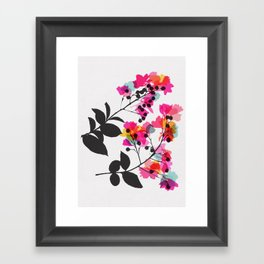 myrtle 1 Framed Art Print
