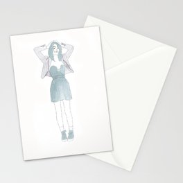 Typical Girl Katarina Stationery Cards