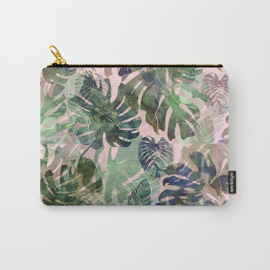 tropical confusion Carry-All Pouch