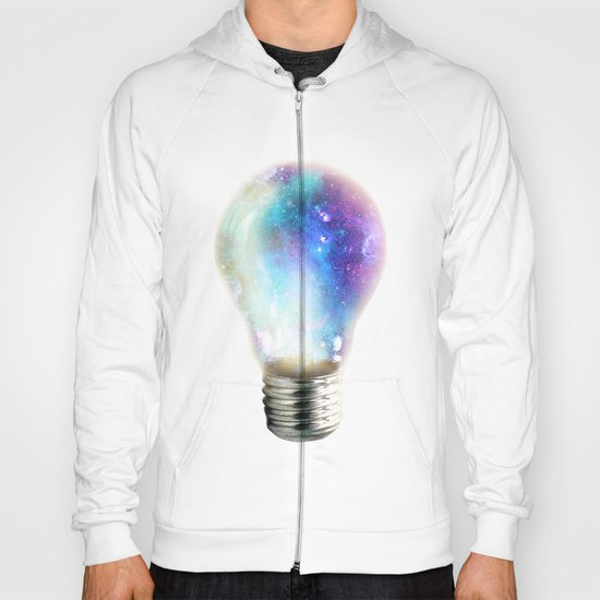 Light up your galaxy Hoody